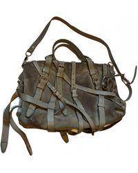 Alexander Wang Roxy Crossbody Bag - Grey