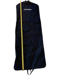 Chanel Borsa da viaggio - Blu