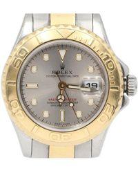 Rolex Lady Yacht-Master Uhren - Mettallic