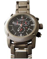 Burberry Watch - Gray