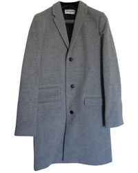Zadig & Voltaire - Pre-owned Wool Coat - Lyst