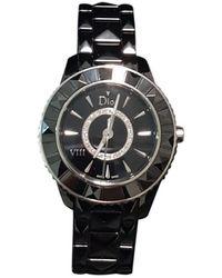 Dior Keramik Uhren - Schwarz