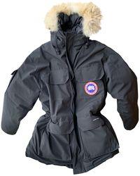 Canada Goose Expedition Parka - Schwarz