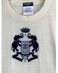 Chanel Cashmere Top - Multicolour