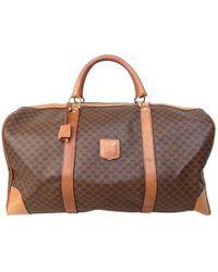 Céline | Pre-owned Cloth 48h Bag | Lyst