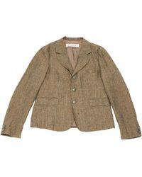 Marni - Linen Suit Jacket - Lyst