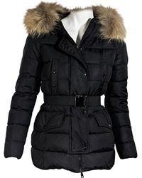 Moncler - Black Fur - Lyst