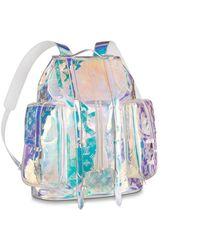 Louis Vuitton Christopher Backpack Taschen - Weiß