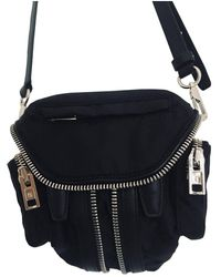 Alexander Wang Marti Black Synthetic Handbag