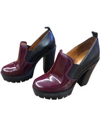 Marc By Marc Jacobs Patent Leather Heels - Multicolor