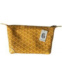 Goyard Cloth Vanity Case - Multicolour