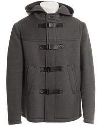 Neil Barrett - \n Grey Viscose Jacket - Lyst