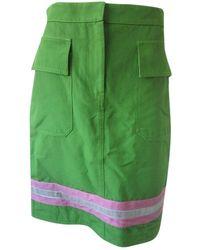 CALVIN KLEIN 205W39NYC - Mid-length Skirt - Lyst