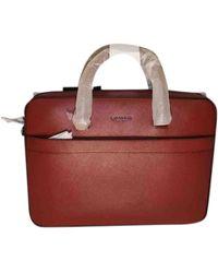 Michael Kors Leder Business Tasche - Rot