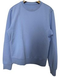 Maison Margiela Sweatshirt - Blau