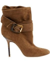 Burberry - Boots - Lyst