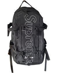 Supreme Taschen - Schwarz