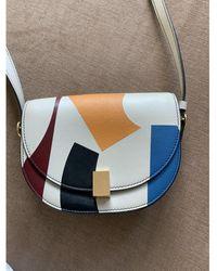 Victoria Beckham Leather Handbag - Multicolor