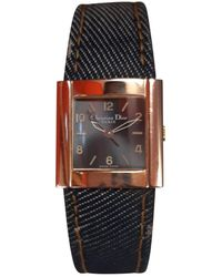 Dior Uhren - Blau