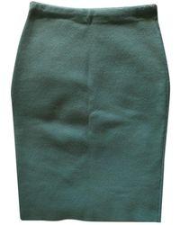 Iris Von Arnim Cashmere Mid-length Skirt - Multicolor