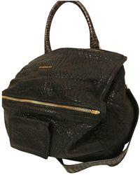 Givenchy Pandora Box Leder Handtaschen - Schwarz