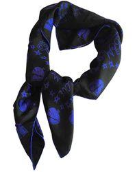 Givenchy Foulard in Seta - Nero