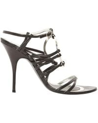 Pre-owned - Silver Leather Sandals Givenchy 90BL9oU