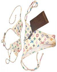 Louis Vuitton Two-piece Swimsuit - Multicolor