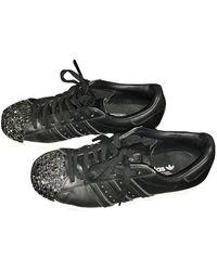 adidas Superstar Mit pailletten Sneakers - Schwarz