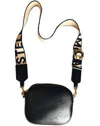 Stella McCartney Bolsa de mano en sintético negro