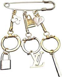 Louis Vuitton - Charm Brooch - Lyst