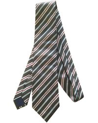Church's Silk Tie - Brown