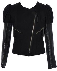 Barbara Bui Black Wool Jacket