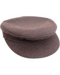 Hermès - Pre-owned Wool Hat - Lyst