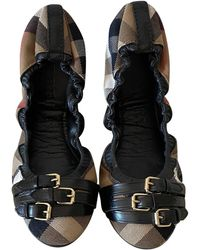 Burberry Cloth Ballet Flats - Multicolour