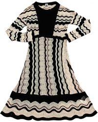 M Missoni Mid-length Dress - Black