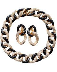 Dior Other Metal Jewellery Sets - Black
