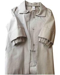 Chloé Trench Coat - Natural