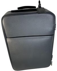 Louis Vuitton Pegase Leder 48 std/ tasche - Schwarz