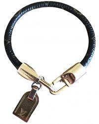 Louis Vuitton Lockit Armbänder - Braun