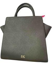 Zac Posen Leather Handbag - Green