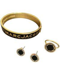Marc By Marc Jacobs Jewelry Set - Metallic