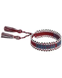 Dior J'a Leinen Armbänder - Mehrfarbig