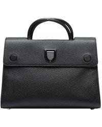 Dior Ever Black Leather Handbag