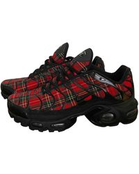 Nike Air Max Plus Sneakers - Red