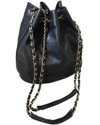 Chanel - Leder Handtaschen - Lyst