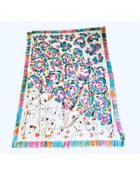 Lanvin Multicolor Cotton Swimwear