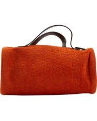 Celine Bag - Orange