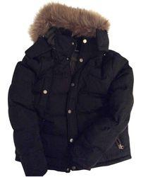 Zadig & Voltaire Black Synthetic Coat