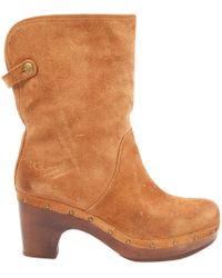 UGG - Pre-owned Boots - Lyst